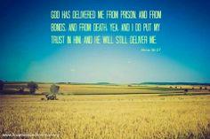 Book Of Mormon Quotes, Deliver Me, Trust Me, Prison, Bond, Death, Movie Posters, Scriptures, Film Poster