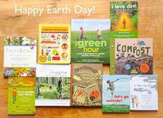 Happy Earth Day! A Roost Books giveaway!