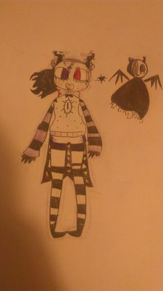 This is my oc coraline