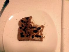 Cookie butter cream cheese cinnamon raisins toast