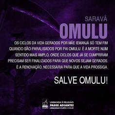 #sarava#omulu#finados by vanessamagalhaes148