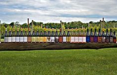 "This renowned Long Island winery has described its winemaking practices as ""artisanal experimentatio... - Photo by Channing Daughters Winery"