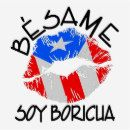 Shop Besame Soy Boricua Kiss Me I'm Puerto Rican T-Shirt created by allworldtees. Puerto Rican Slang, Puerto Rico Tattoo, Puerto Rico Island, Puerto Rico History, Puerto Rican Culture, Easy Canvas Art, Puerto Rican Recipes, Butterfly Pictures, Pride Shirts