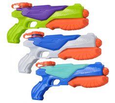 65 cm Long Set Of 2 XL Extra Large Super Soaker Foam Water Pistol Pump Blaster