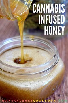 Last week (or maybe two weeks ago) I shared this delightful CBD Matcha Latte recipe made with Colorado Hemp Honey and it got me thinking… Is it time to make more cannabis infused honey and fi…