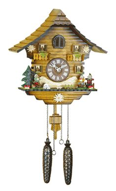 Hermle 43000 Neustadt Cuckoo Clock