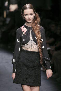 Miu Miu at Paris Fashion Week Spring 2010 - Livingly