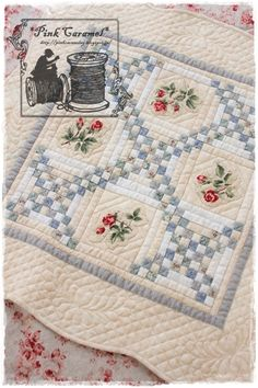 Colorful Quilts, Small Quilts, Mini Quilts, Baby Quilts, Quilting Projects, Quilting Designs, Quilting Ideas, Nine Patch, Panel Quilts