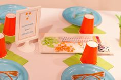 Science Party with So Many Cute Ideas via Kara's Party Ideas | KarasPartyIdeas.com #ScientistParty #Party #Ideas #Supplies (14)