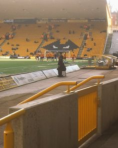 Molineux Stadium, Wolverhampton - 'reat ground for disabled access. No messing around. Quick and easy.'