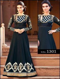 Designer New Indian Kameez Pakistani Dress Ethnic Suit Bollywood Salwar Anarkali #TanishiFashion