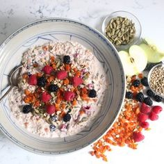 The Perfect Homemade Muesli Recipe for Cold Winter Mornings