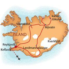 Ostrovy dalekého severu - Adventura.cz