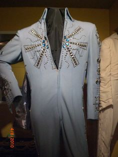 The Tiffany jumpsuit worn during the November 1972 out.