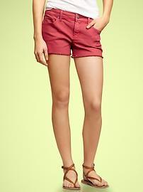 Women's Capris & Shorts: capri pants, cropped jeans, denim shorts, bermuda shorts | Gap