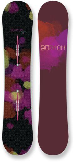 4998ba7d8709a Burton Female Genie Snowboard - Women s Cool Skateboards