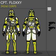 Star Wars Clone Wars, Star Wars Art, Star Trek, Star Wars Commando, Star Wars Models, Clone Trooper, Starwars, Army, Template