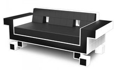 A sofa for geeks