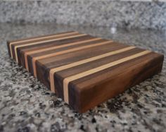 Cherry Cutting Board medium by OneTreeWoodworking on Etsy