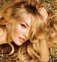 Golden blonde hair Hair color for fall? Diy Beauté, Golden Blonde, Victorias Secret Models, Gorgeous Hair, Gorgeous Makeup, Amazing Makeup, Beautiful Beautiful, Hair Inspiration, My Hair