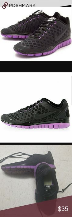 Nike Free TR Fit Great condition.. some signs of wear in the front.  Please see picture 8  engineered to the exact specification championship athletes Nike Shoes Sneakers