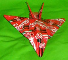 Coca Cola recycled