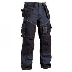 Le pantalon de travail X1500 Denim Blaklader