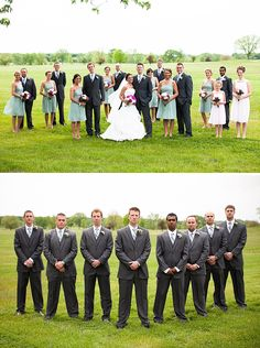Melissa & Chad | County Line Orchard Wedding