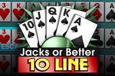 Today we can see a jackpot value of € 2.759 on 10-Line Jacks or Better. >> Stats and casinos to play at: jackpotcity.co/t/2599.aspx