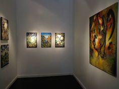 Exposición VISIONES, Susana Rodríguez. En Galería Rubbers Internacional.