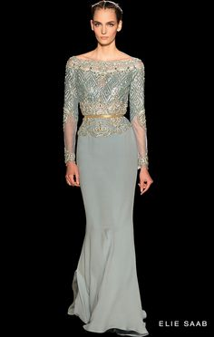#20 of the ELIE SAAB - Haute Couture - Fall Winter 2012-2013 Collection