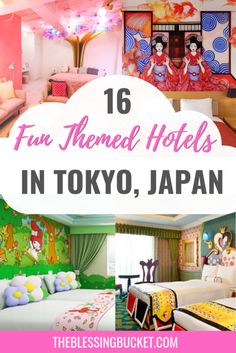 16 Fun Themed Hotels in Tokyo - From Hello Kitty to Godzilla - The Blessing Bucket - Japan Travel Cities - 16 Fun Themed Hotels in Tokyo – From Hello Kitty to Godzilla – The Blessing Bucket Travel To Japan From Usa go link to read more… Japan Travel Guide, Tokyo Travel, Asia Travel, Go To Japan, Visit Japan, Japan Trip, Tokyo Trip, Tokyo 2020, Okinawa Japan