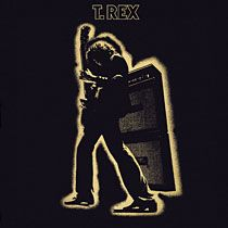 T. Rex - Electric Warrior Front Cover