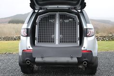 TransK9 B34 Dog Transit Box Cage Crate for Discovery Sport 2015 - made in UK www.transk9.com