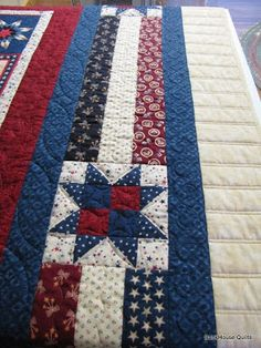 In addition to regularly quilting QOV's sent to me, I usually try to make a couple of Quilts of Valor each year. This center panel has been ...
