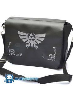 Zelda Messenger Bag par BlueRobotto sur Etsy