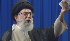 'Jihad will only end when society can get rid of America': Iran's supreme leader Ayatollah Khamenei in chilling threat towards U.S.