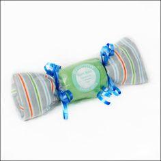Yummy Bon Bon - Stripes - Boy | Yummy Baby Gifts