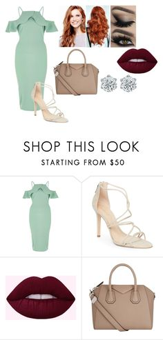 """."" by breemcguire on Polyvore featuring River Island, Schutz, Mon Cheri and Givenchy"