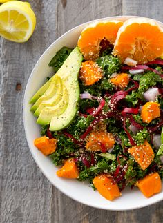 Citrus Sesame Kale | Recipe | Kale, Soy Sauce and Sesame Oil