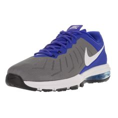 115d64ec0ac3 Nike Men s Air Max Full Ride Tr Cool  White Rcr Blue Blck Training Shoe