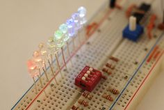 Bread board, love prototyping electronic designs on these...