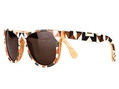 Tarxia | Full Pure Taracea Sunglasses : Laveta X Tarxia | AHAlife
