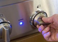 How to Clean Stove Knobs