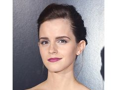 15 Ways To Wear Burgundy Makeup Right Now! // Emma Watson