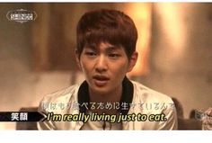 This is why I love Onew so much