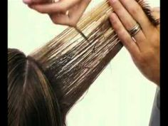 like how it demonstrates different techniques and what that hair cutting technique is good for