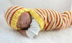 Cocoon Sleep Sack Sleep Bag Blanket Wrap in by HeavenBoundHCA