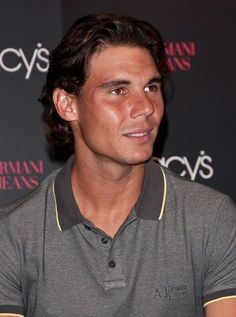 Rafael Nadal-best tennis player in the world :)