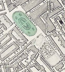 Berkeley Square in the Regency Era